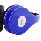 Ditmo Adjustable Headband 3.5mm Stereo Headphone - Dark Blue