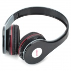 Ditmo DM-2580 Adjustable Headband 3.5mm Stereo Headphone - Black