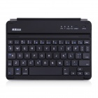 B.O.W Rechargeable Bluetooth V3.0 56-Key Keyboard for IPAD MINI 1 / 2 - Black + Grey