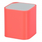 JTL-8 Anti Lost Bluetooth Speaker w/ Microphone / Controlled Camera - Watermelon Red