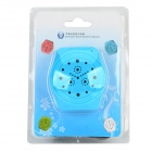 Outdoor Sports Wrist Watch Style Bluetooth V3.0 Speaker w/ Microphone - Blue