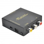 AV to HDMI Audio Scaler / HD Video Converter w/ Mini USB / RCA - Black