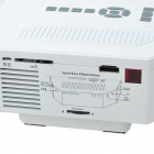 UC30 30W Mini Portable LED Projector w/ 3.5mm / SD Card Slot / AV / VGA / USB / HDMI - White