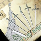 Cool-Prop Envelope and Letter Knife Set 6pc Kit