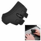 Geyes GM-306 2.4GHz 1000dpi Wireless Ring Style Finger Mouse - Black