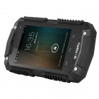 "OINOM LMV7H Rugged Shockproof Android 4.2 Dual-core WCDMA Bar Phone w/ 3.5"" IPS, Wi-Fi, GPS - Black"