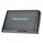 352A VGA to HDMI HD Video Converter - Black