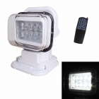MZ 50W 4000LM LED 360 Rotating Remote Control White Spotlight Searchlight for Boat / Car (12V)