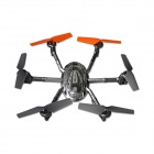 Walkera QR Y100 5.8Ghz 6 Axis FPV Quad Hexacopter Wifi Version for IOS / Android - Silver Gray