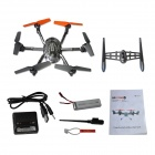 Walkera QR Y100 5.8Ghz 6 Axis FPV Quad Hexacopter Wifi versión para iOS / Android - Gris Plata
