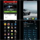 "A8 Dustproof Waterproof Shockproof Dual-Core Android 4.2.2 WCDMA Phone w/ 4"", Wi-Fi and GPS - Black"