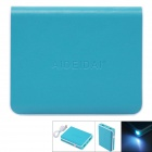 "AIDEIDAI P5003A ""11200mAh"" USB 18650 Battery Mobile Power Bank w/ LED - Blue"