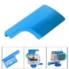 Aluminum Alloy Back Door Clip Safety Lock for GoPro Hero 3+ Dive Skeleton Housing - Blue