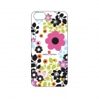 Genuine American Greetings iPhone5/5s Hard Case with screen protector - Big Pink Flower - CA-IGAG007