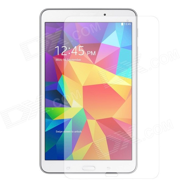 ENKAY Matte PET Screen Protector for Samsung Galaxy Tab 4 8.0 T330 - Transparent