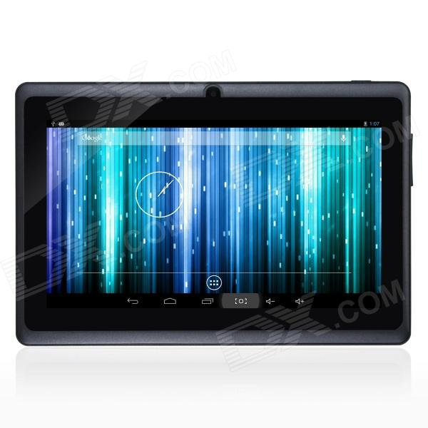 "YEAHPAD SP7 7.0"" Android 4.4 tokjerners Tablet PC med 512MB RAM, 8 GB ROM - svart"