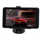 "JWD GM-7030 7"" Touch Screen Android 4.4.2 GPS Navigator w/ Wi-Fi / DVR Camera  - Black (8GB)"