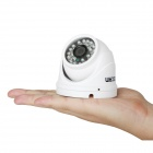 "ESCAM QD520 1/4"" CMOS 720P Peashooter Waterproof IP Camera"