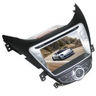 "LsqSTAR 8"" Android4.0 Capacitive Screen Car DVD Player w/ GPS FM Wifi SWC AUX for Elantra/Avante/I35"