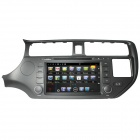 "LsqSTAR 8"" Android4.0 Capacitive Screen Car DVD Player w/ GPS FM BT Wifi BT SWC AUX for Kia K3 / Rio"