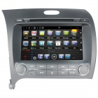 "LsqSTAR 8"" Android4.0 Capacitive Screen Car DVD Player w/ GPS FM Wifi BT AUX for Kia K3/Forte/Cerato"