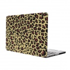 "Hat-prince Leopard Print Pattern Full Body Matte Case for MacBook Pro 13.3"" w/ Retina Display"