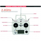 WLtoys V303 2.4G 4-CH R/C Aircraft w/ GPS / Automatic Return / Camera (Suitable for Gopro Hero3/3+)