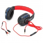 Hi-Fi Stylish Stereo Headphone with Microphone for Cellphone and PC(3.5mm Plug / 1.2m)