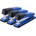 COMIX Durable 50 Page 12 # Stapler w / Staples - Blau (3 PCS)