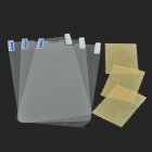 Matte Frosted PET Screen Protector Film for Samsung Galaxy Tab 4 8.0 / T330 / T331 / T33 (3PCS)