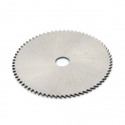 44mm Cutting Grinding HSS High-speed Steel Saw Blade w/ Connecting Rod  - Silver