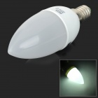MLSLED MLS-JP-1-1.5 E14 1.5W 140lm 6500K 10-SMD 3528 LED White Light Lamp - White (AC190~230V)