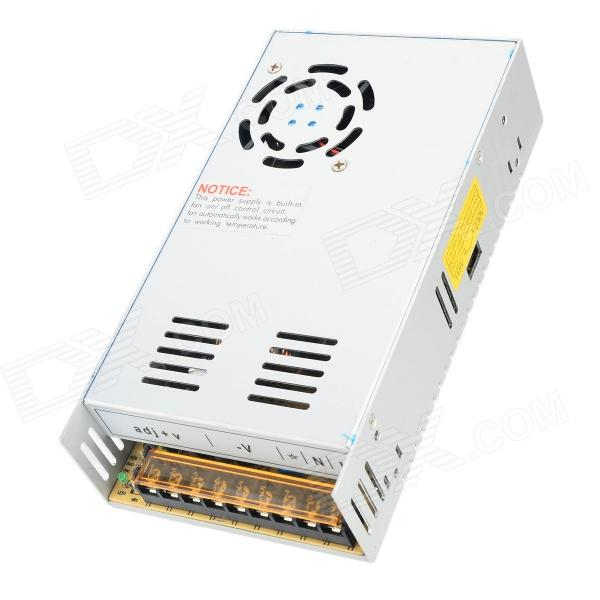 BTY 12V 30A Power Supply - Silver (115~230V)