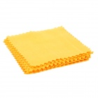 Microfiber Cleaning Cloths for Cellphone + More - Yellow (10PCS)