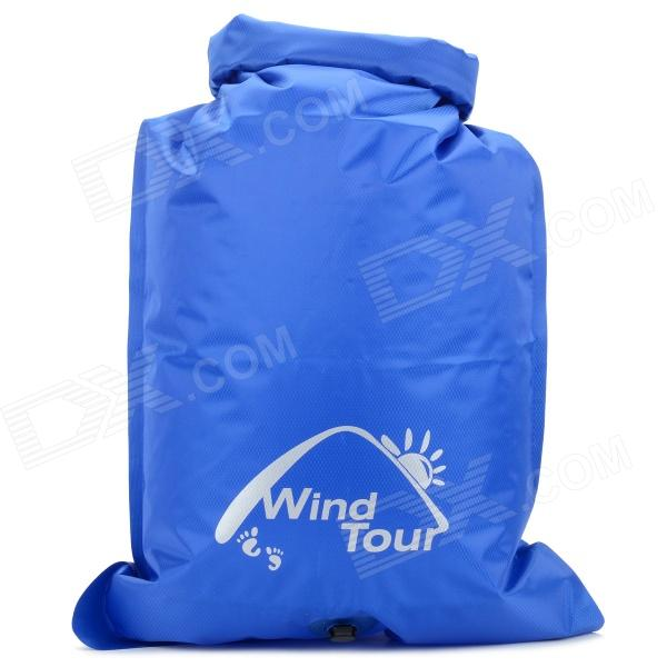 WindTour Multifunction Outdoor Waterproof Drifting Bag / Storage Bag - Deep Blue windtour multifunction outdoor waterproof drifting bag storage bag yellow 33l
