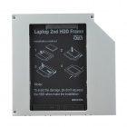 "CHEERLINK HD1203-SA 2.5"" IDE to SATA HDD Caddy for 12.7MM CD-ROM"