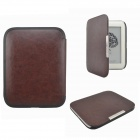 EPGATE-Protective PU Leather Flip Case Cover for NOOK4 New NOOK Glowlight  - Coffee