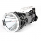 E-smart 950lm 5-mode White LED Rechargeable Flashlight Searchlight - Black (4 x 18650)