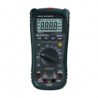 MASTECH MS8260F Auto Range Digital Multimeter w/ Test Lead - Black + Army Green
