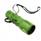 16X 40mm High Definition LLL Night Vision Monocular Telescope - Green