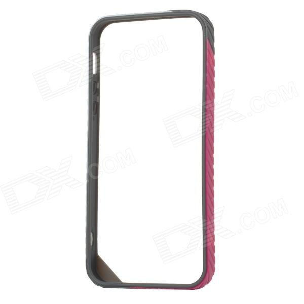 Protective TPU + PC Bumper Frame for IPHONE 5 / 5S protective tpu   pc bumper frame for lg
