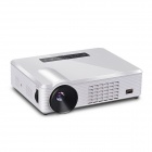 VisionTek T10 1280 x 800 DLP HD Mini Home Projector w/ HDMI / USB / SD / VGA - White