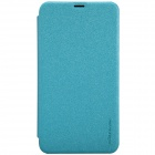 NILLKIN Protective PU Leather + PC Case Cover for Nokia Lumia 630 - Blue