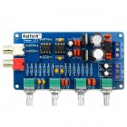 MaiTech Hi-Fi Tone Adjustment NE5532 Placa do amplificador operacional - Deep Blue