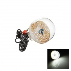3W 36 X LED 160LM 6500K Cool White Light LED Lamp Bulb - White (DC12V)