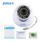 JOOAN JA-570MRB-N-3.6 Effio Wide Angle Dome CCTV Secucity Camera