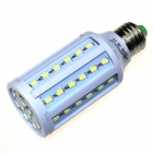 ZHISHUNJIA E27 12W 880lm 60-SMD 5630 LED Cool White Corn Lamp(85~265V)