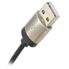 USB to Micro USB Data Sync. & Charging Cable for Samsung Galaxy Note 2 / 3 + More - Black (295cm)