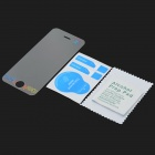 Protective Tempered Glass Screen Protector for IPHONE 5 / 5S - Transparent + Blue