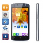 "LKD F1 Mini Android 4.2.2 Quad-core WCDMA Bar Phone w/ 5.0"" Screen, Wi-Fi and GPS - Blue"